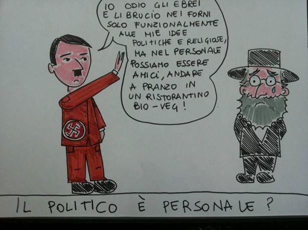 ll politico è personale?