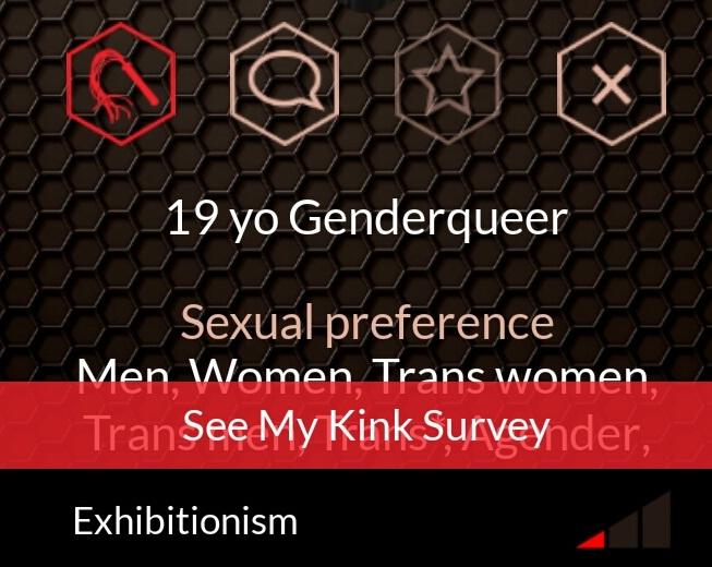 test sessualità maschile badoo cerca persone