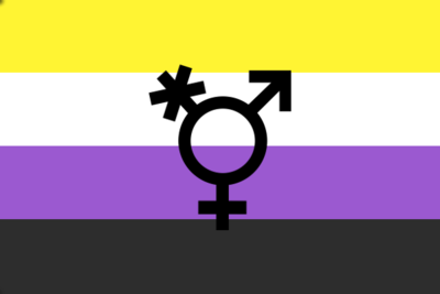 nonbinary_pride_flag_with_transgender_symbol_by_xplasticxbrainx-dafu362
