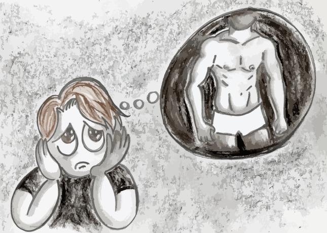 desiderio del corpo maschile - da pubblicare