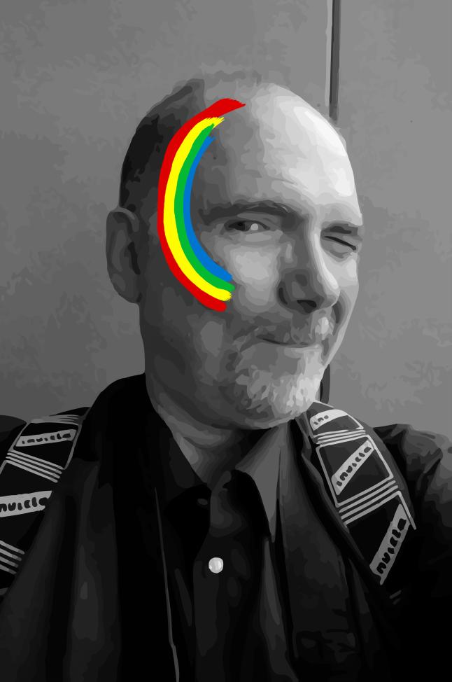 volti rainbow - GDO