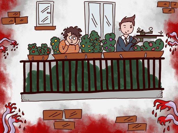 Nathan due cuori e un'apocalisse zombie